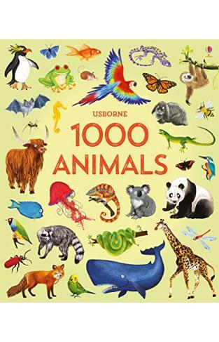 1000 Animals (1000 Pictures)