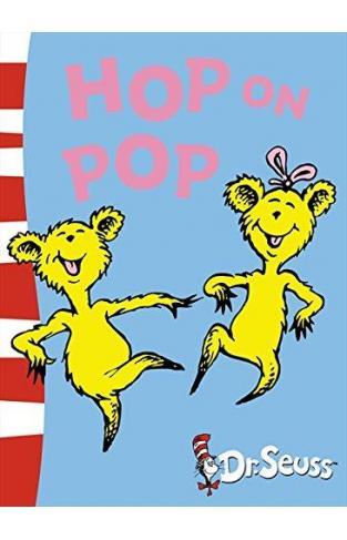 Hop On Pop: Blue Back Book (dr Seuss - Blue Back Book)