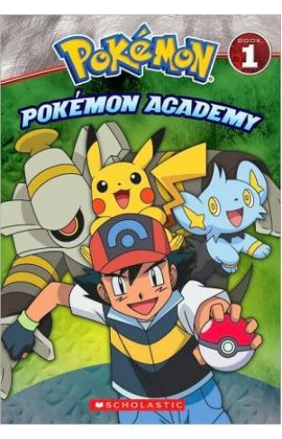 Pokemon Acadamy: Diamond And Pearl