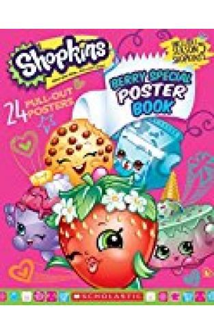 Berry Special Poster Book (shopkins)
