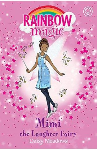 Mimi The Laughter Fairy: The Friendship Fairies Book 3 (rainbow Magic)