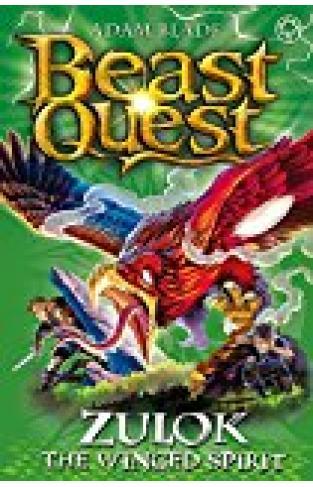 Beast Quest: Zulok The Winged Spirit: Series 20 Book 1