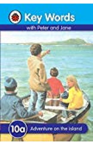 Key Words With Peter And Jane #10 Adventure On The Island