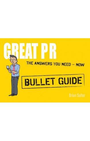 Great Pr (bullet Guides)