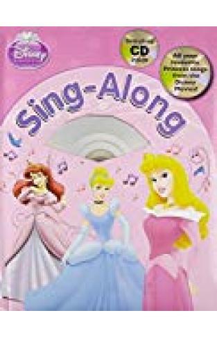 Disney Princess Sing Along [jul 01, 2011]