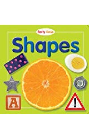Shapes (early Days Board Book)