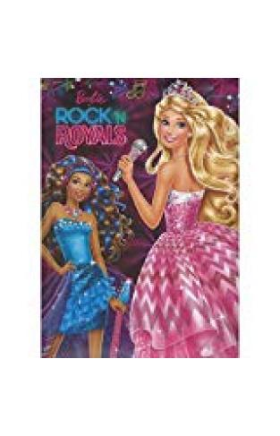 Barbie In Rockn Royals
