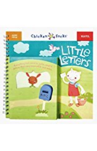Little Letters (chicken Socks)