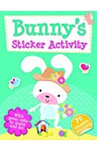 Spring Sticker Activity Bunnys