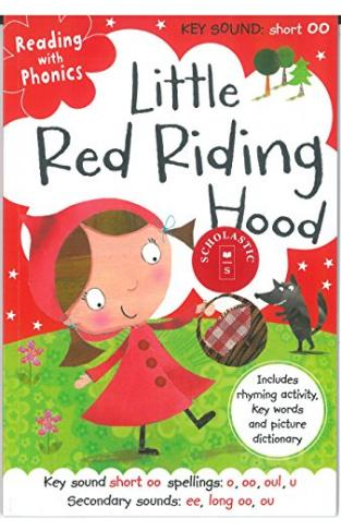 Reading With Phonics: Little Red Riding Hood [paperback] [jan 01, 2016] Na