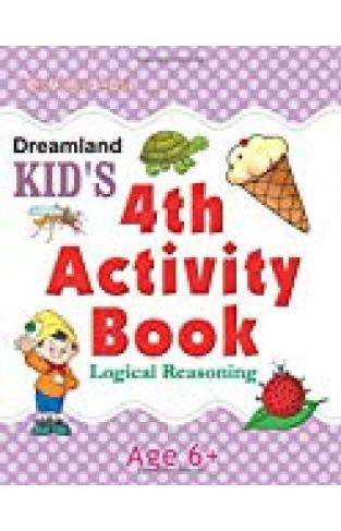 18.kids 4th Activity 6+-logical [paperback] [jan 25, 2012] Na