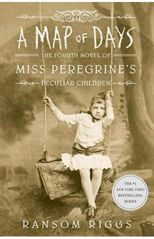 A Map of Days: Miss Peregrines Peculiar Children - (PB)