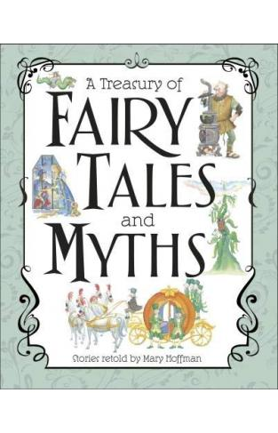 A Treasury Of Fairy Tales And Myths  - (HB)