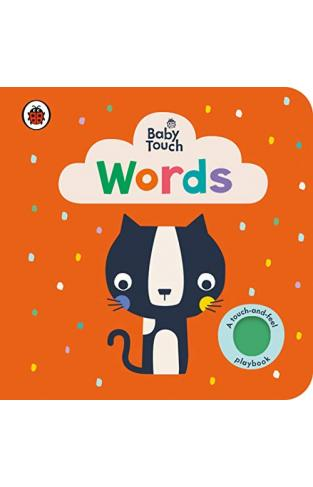 Baby Touch: Words  - Board book