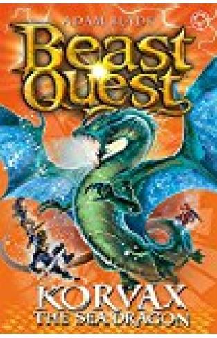 Beast Quest: 100: Korvax The Sea Dragon - (PB)