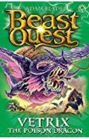Beast Quest: Vetrix the Poison Dragon - (PB)