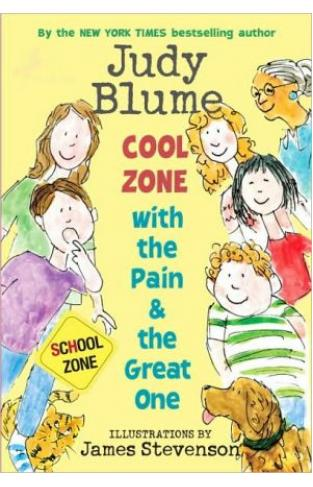 Cool Zone with the Pain & the Great One - (PB)