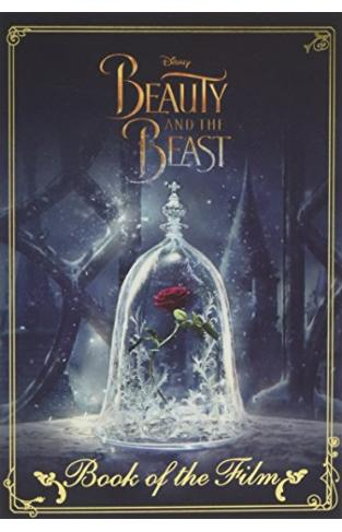 Disney Beauty And The Beast Book Of The Film - Paperback