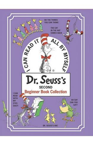 Dr. Seuss's Second Beginner Book Collection  - (Box)