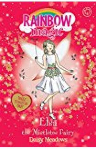 Elsa The Mistletoe Fairy: Special (rainbow Magic) - (PB)