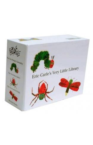 Eric Carle's Very Little Library - Board book