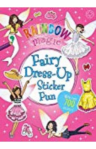 Fairy Dress-up Sticker Fun