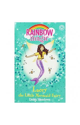 Fairytale Fairies 04 Lacey The Little Mermaid Fairy