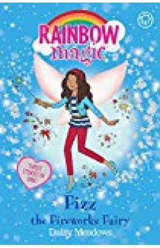 Fizz the Fireworks Fairy: Special (Rainbow Magic) - Paperback