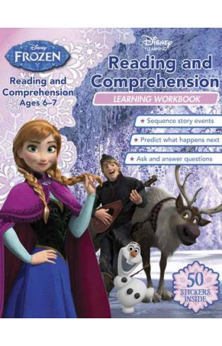 Frozen - Reading Practice (year 2, Ages 6-7) (disney Learning) - (PB)