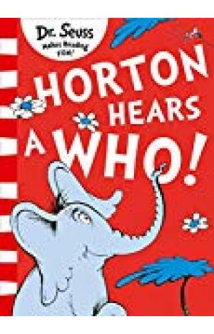 Horton Hears a Who (Dr Seuss)  - Paperback