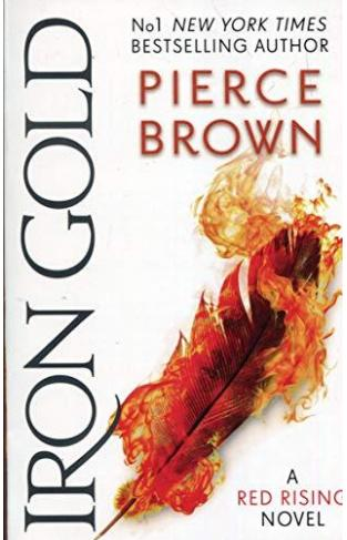 Iron Gold:Red Rising Series 4