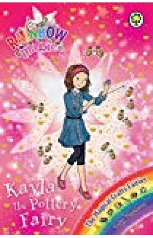 Kayla The Pottery Fairy - (PB)
