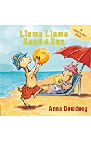 Llama Llama Sand And Sun: A Touch & Feel Book - (BB)