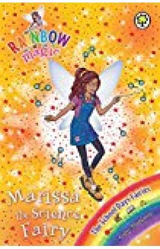Marissa The Science Fairy: The School Days Fairies Book 1 (rainbow Magic) - (PB)
