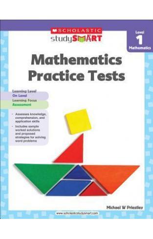 Mathematics Practice Tests, Level 1