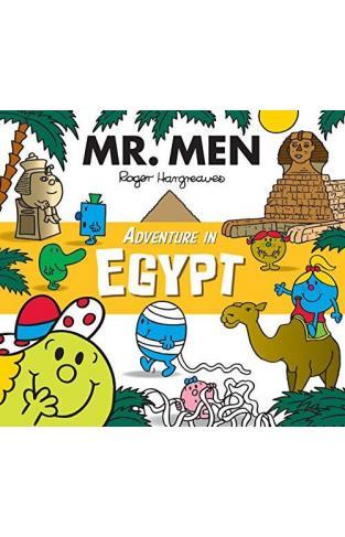 Mr Men Adventure In Egypt (mr. Men And Little Miss Adventures)