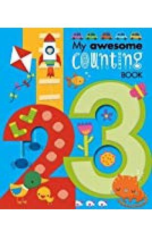 My Awesome Counting Book  -  (BB)