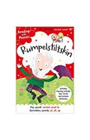 Rumpelstiltskin (Reading with Phonics) - Hardcover