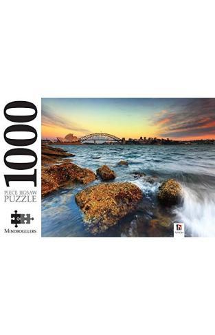 Sydney Harbour, Australia 1000 Piece Jigsaw