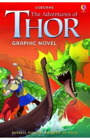 The Adventures Of Thor Graphic Novel  - (PB)