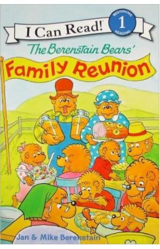The Berenstain Bears Family Reunion (i Can Read Level 1)