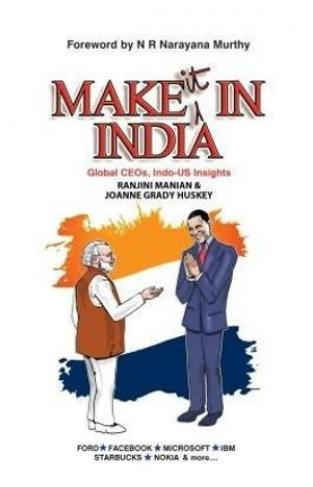 Make it in India Global CEO Sindo US Insights