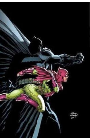 Batman: Dark Knight III: The Master Race