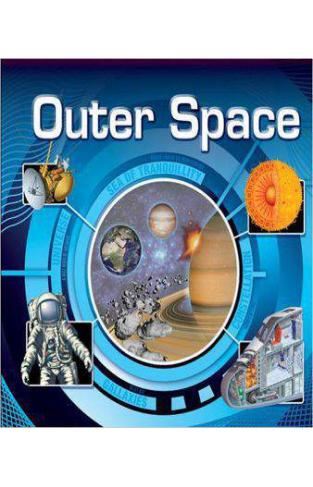 Outer Space (Lenticular Books)