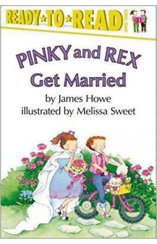 Pinky and Rex Get Married Pinky and Rex