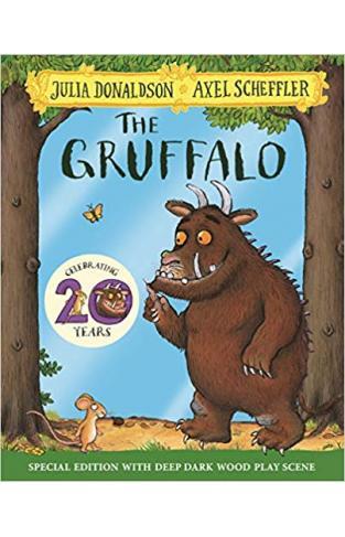 The Gruffalo 20th Anniversary Edition