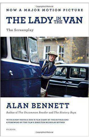 The Lady in the Van: The Screenplay -