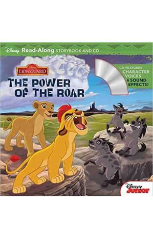 The Lion Guard Read-Along Storybook and CD the Power of the Roar
