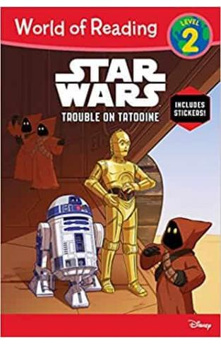 Trouble on Tatooine (Star Wars: World of Reading, Level 2)