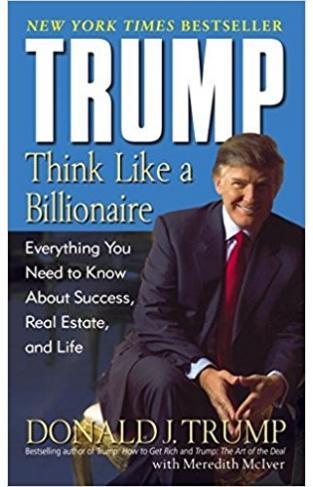 Trump Think Like A Billionaire
